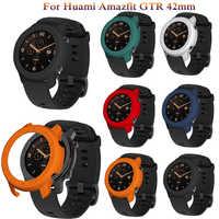 Funda protectora para relojes Xiaomi Amazfit GTR, 42mm, nueva carcasa, marco Protector para Huami Amazfit GTR, 42mm