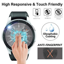 5Pcs Hydrogel Protective Tempered Film for Galaxy Fit-e R-375 for Galaxy Watch 46mm for SM-R805 Protection Film Full Screen(China)