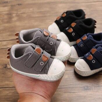 Toddler Newborn Baby Boy Girl Pram Shoes Pre Walker Sneakers Trainers Casual