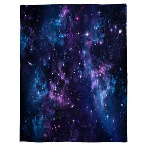 Image 4 - Uzay atmak battaniye mistik gökyüzü yıldız kümeleri Cosmos bulutsusu göksel manzara sanat sıcak mikrofiber battaniye