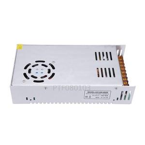Image 2 - DC 12V LED قطاع سائق الطاقة محول 1A 2A 3A 5A 10A 15A 20A التبديل إمدادات الطاقة AC110V 220V 24V محول الطاقة 60W 78W 120W