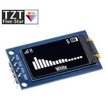 0.96 polegadas oled display 64 × 128 lcd módulo ssd1107 lcd 0.96