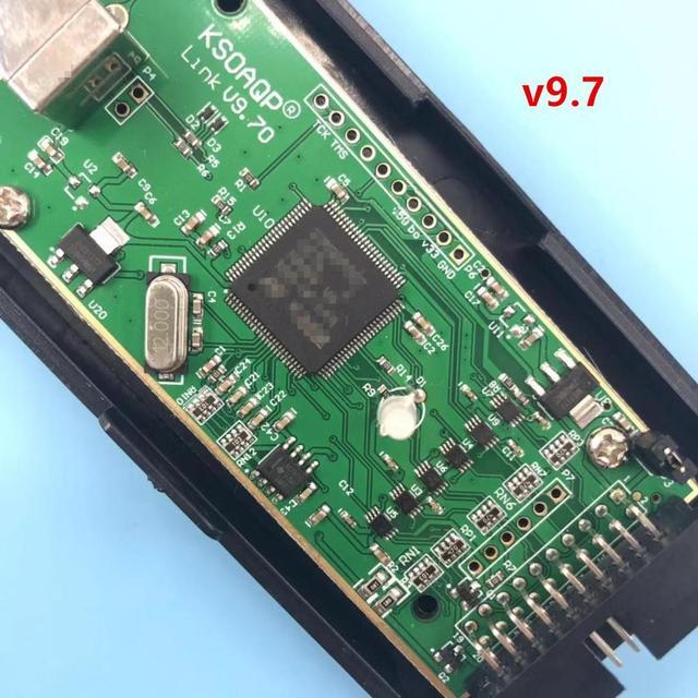 JLINK V9 V9.3 symulator pobrać linii V9.5 V9.4 V9.44 V9.6 V9.7 oprogramowania