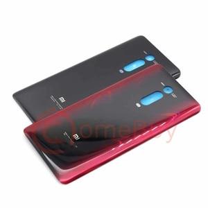 Image 5 - מקורי חדש חזרה זכוכית עבור Xiaomi Mi 9T סוללה כיסוי Redmi K20 אחורי דלת שיכון מקרה עבור Xiaomi Mi 9T פרו חזרה סוללה כיסוי