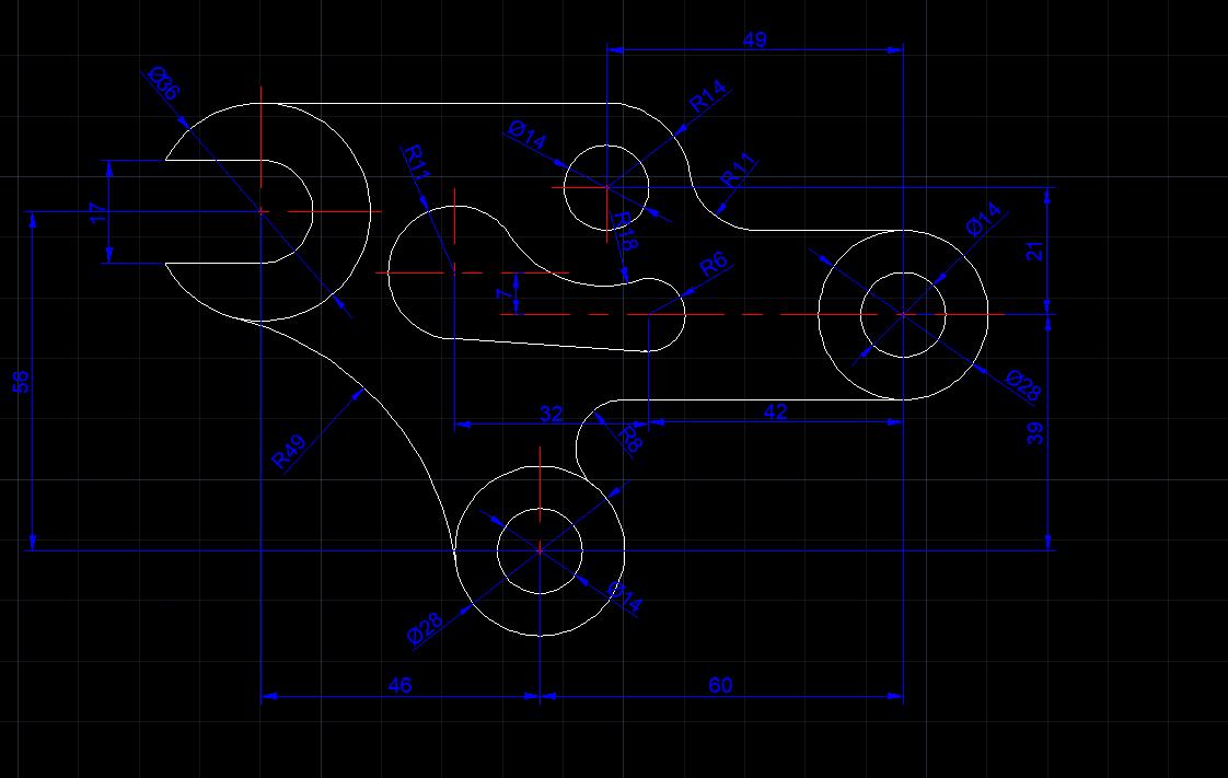 计算机辅助设计-第二章作业2参考插图4