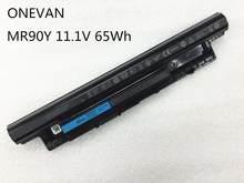 ONEVAN 65Wh MR90Y Bateria para DELL Inspiron 3421 3721 5421 5521 5721 3521 3437 3537 5437 5537 3737 5737 XCMRD Coréia Celular