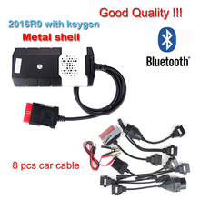 2020 Cdp Obd2 Scanner Tcs For Delphi Ds150e 2016.R0 Keygen Bluetooth Usb Cable For Autocom Cdp Pro Cars Trucks Diagnostic Tool