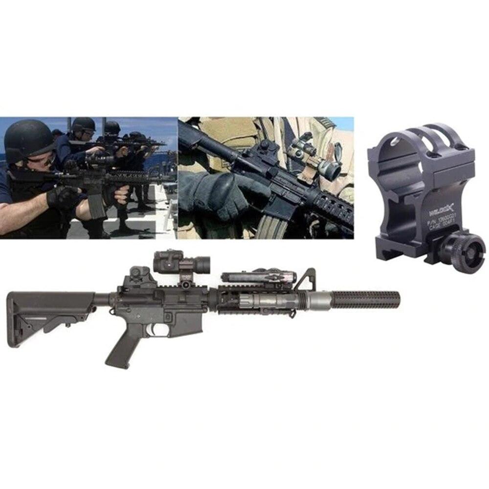 arma tático acessórios de montagem tecelão ex035