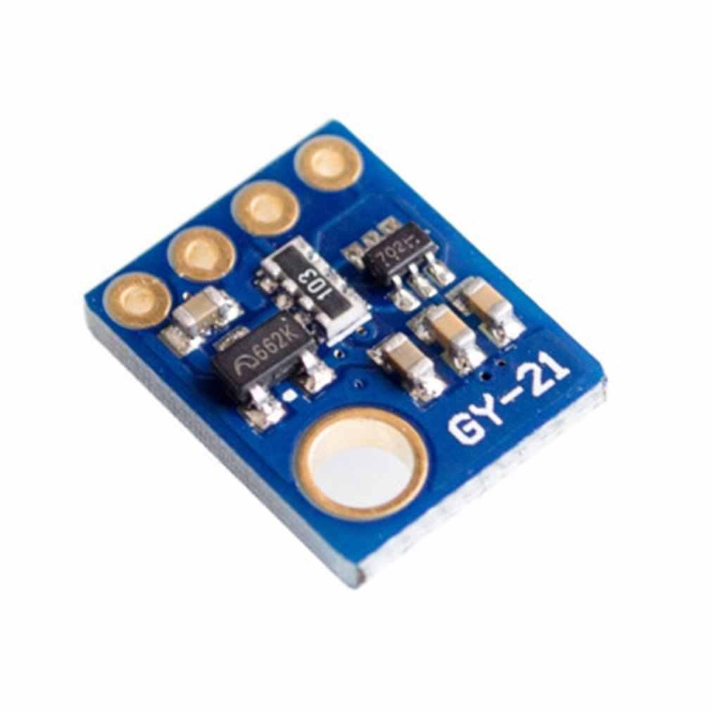GY-21 SI7021 عالية الدقة الرطوبة وحدة استشعار درجة الحرارة وحدة استشعار درجة الحرارة الرطوبة