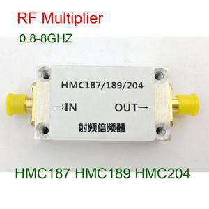 Image 2 - HMC187 HMC189 HMC204 0.8GHZ 8GHZ multiplicateur de fréquence RF maximum 8000Mhz pour le LAN damplificateur de radio de jambon