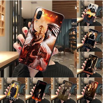 American TV Series Lucifer High Quality Phone Case for vivo y53 y55 y66 y67 y69 y71 y75 y79 y81 y91 case image