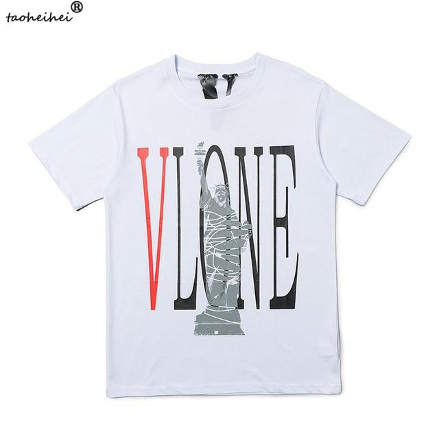 Vlone Statue Of Liberty T-shirt 1