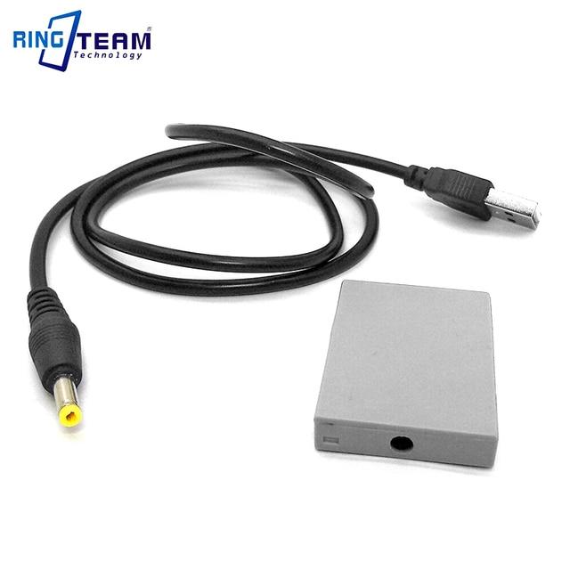 NB 5L DR 30 DC acoplador + USB DC 5V Cable de alimentación para el Cable de la Cámara de Canon Powershot S100 SD970 SD990 SX200 SX210 850 860 es SX230 HS