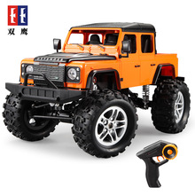 Car-Toys Land-Rover Remote-Control for Children Mountain-Bike-Model Four-Wheel-Drive