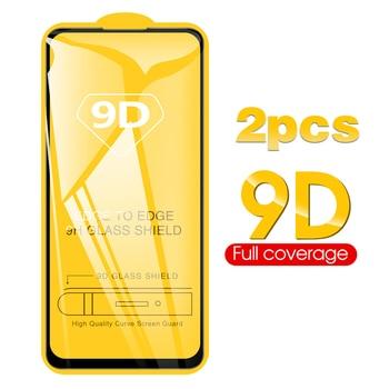 Перейти на Алиэкспресс и купить 2 шт. 9D защитное стекло redmi note 9s стекло для xiaomi redmi note 9s 9 9 pro max 10X 5G xiomi note9s 9Pro закаленное стекло