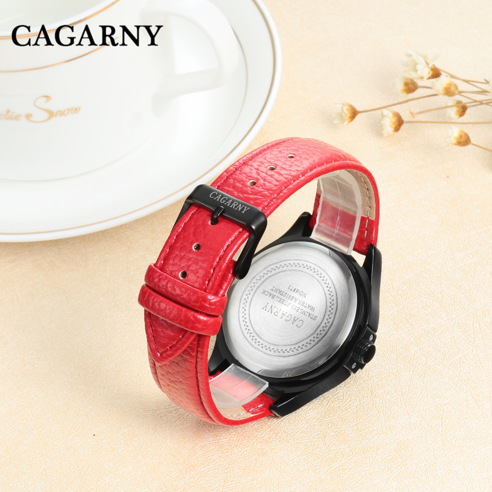 drop shipping Women Luxury Brand Watch Simple Quartz Lady Waterproof Wristwatch Female Fashion Casual Watches Clock reloj mujer (6)