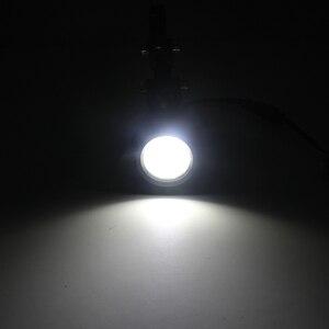 Image 5 - Xe Máy Đèn LED Sương Mù An Toàn Lái Xe Đèn Xe Đạp Phụ Kiện Cho Xe BMW F800GS R1200 GS /ADV Xe Máy Đèn Led Trắng 6000K