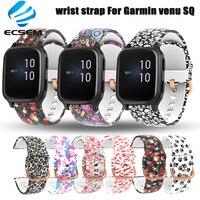 Cinturino per Amazfit GTS BIP S accessori per orologi cinturino di ricambio per garmin venu SQ forerunner 245 645 music bracelet band