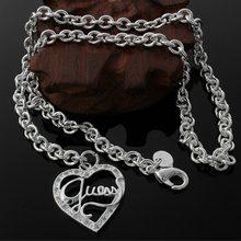Yingwu новые металлические ожерелья-Чокеры в форме сердца для женщин Простые сексуальные прорезные ювелирные изделия ожерелья оптом