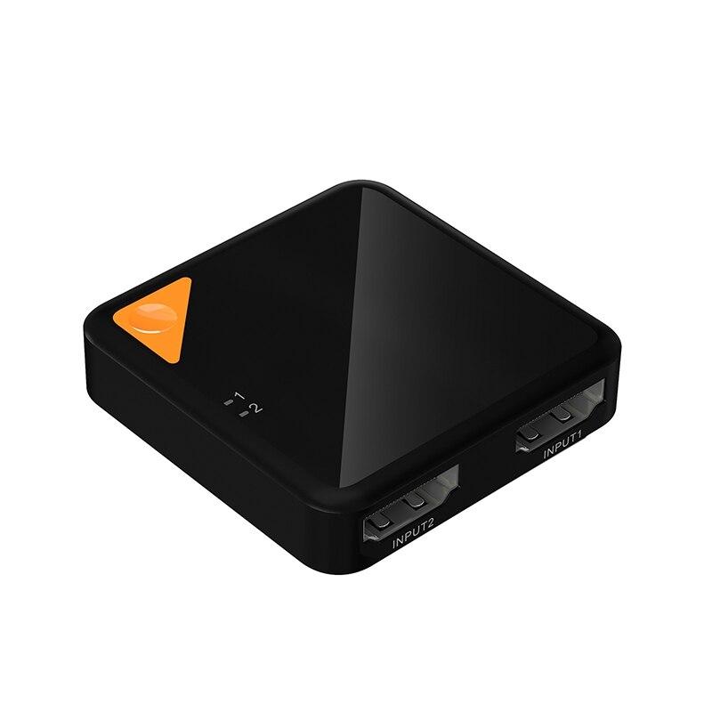 HDMI Splitter 4K/2K HDMI Switcher Bi-Direction 1X2/2X1 Adapter 1080P HDMI Splitter For HDTV DVD TV BOX Z2 HDMI Switch