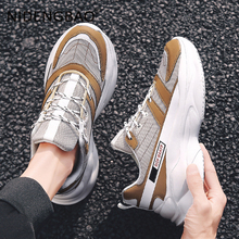 Hot Sell Men Running Shoes Breathable Sports Shoes Outdoor Sneakers Male Athletic Footwear Fitness Trainer Sport Gym Sneakers summer men running shoes mesh breathable sneakers athletic light walk outdoor gym sports shoes male footwear cheap shoe big size
