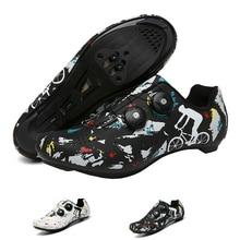 Men Sneakers Cycling-Shoes Mtb Zapatos-De-Bicicleta Racing Women Original New Couple