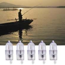 Рыболовная сигнализация 1 шт рыболовная удочка наконечник светодиодный