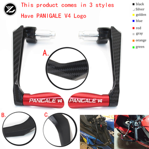 Motocycle Handlebar Handle grips Bar Ends Brake Clutch Levers Guard Protector For DUCATI PANIGALE V4 Panigale 1199 1299 959 899