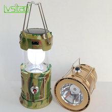 Светодиодная лампа для кемпинга уличная палатки портативная