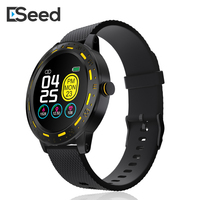 ESEED S18 Smart watch men IP67 waterproof full touch screen long standby Weather Forecast smartwatch for android ios