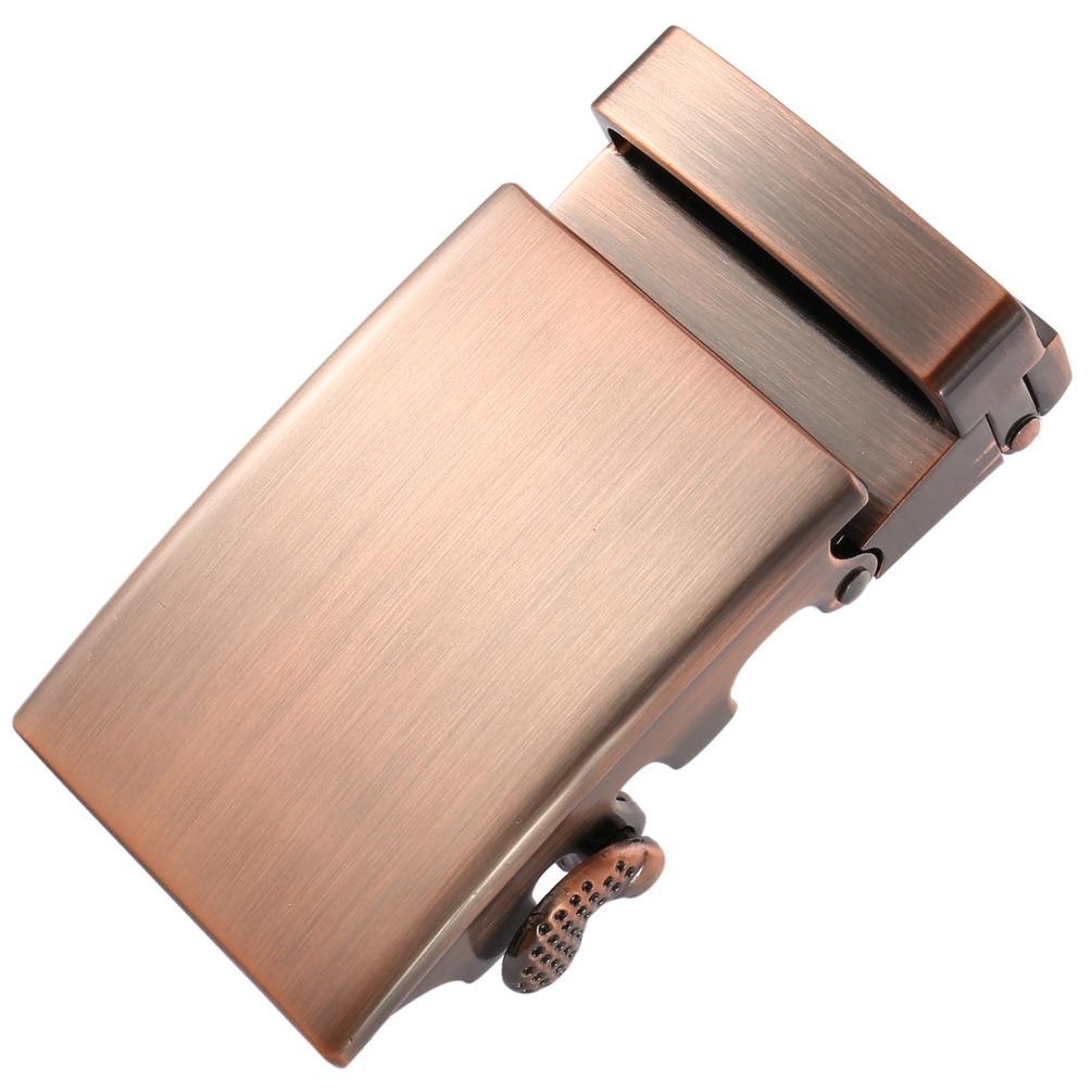 Luxurious Business Automatic Men Belt Buckles Zinc Alloy For 3.4-3.5cm Belt