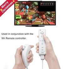 5 farben Remote Spiel Griff Controller Nunchuk Nunchuck-game-controller Usb Port Für Wii NS