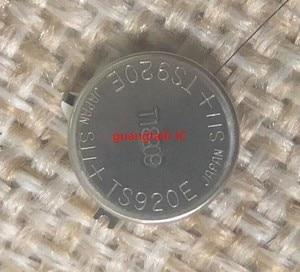 Image 1 - 1Pcs TS920E Originele Jinggong Optische Kinetische Energie Horloge Batterij 3023 34T Speciale Optische Kinetische Energie Oplaadbare Batterij