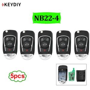Image 1 - 5 개/몫 NB22 3 + 1 NB22 범용 3 버튼 NB 시리즈 원격 제어 KD900 URG200 KD200 다기능 칩으로 원격 확인