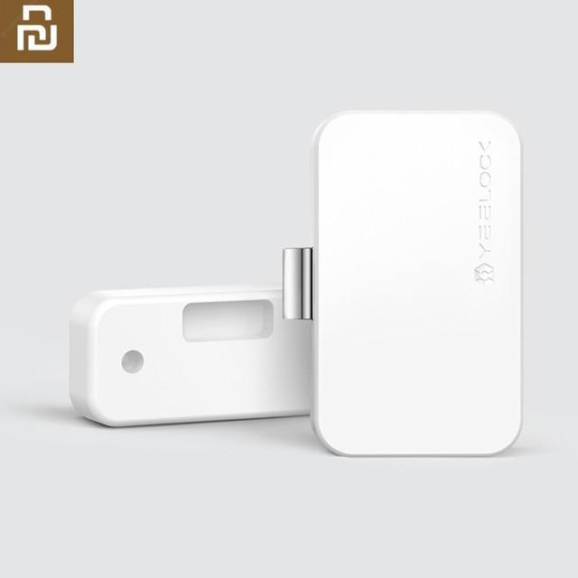 Original Youpin YEELOCK tiroir intelligent armoire serrure sans clé Bluetooth Smart APP déverrouiller Anti vol enfant sécurité des fichiers