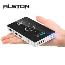 ALSTON C6 Mini 4K DLP Android Projector WiFi Bluetooth 4.0 P