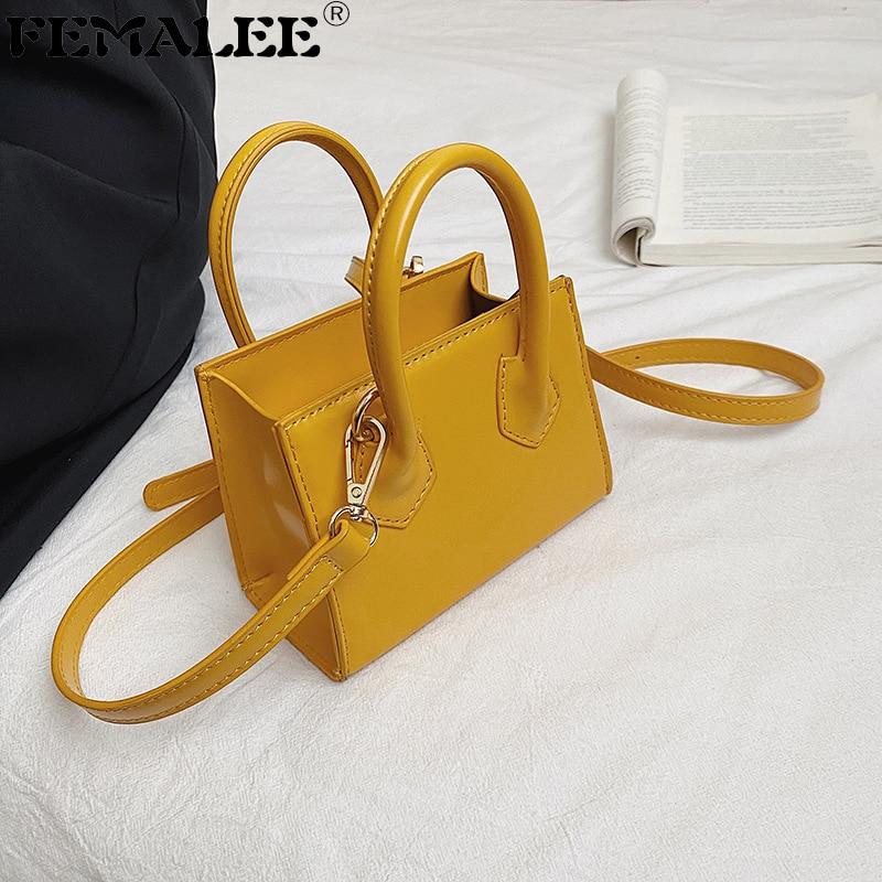 Chunky Purse Annd Handbags Mini Crossbody Bags For Women Micro Shoulder Messenger Bags Female Hand Bag Small Bolsa Feminina