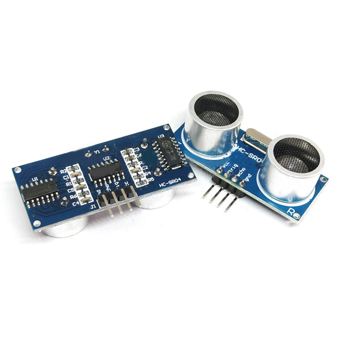 HC-SR04 Ultrasonic Module Ultrasonic Sensor Distance Measuring Transducer For DIY Programming Robot Car