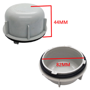 Image 1 - 1 pcハイランダー2018 2019 led電球延長ダストカバーヘッドライトリアカバー防水キャップシールアクセサリー