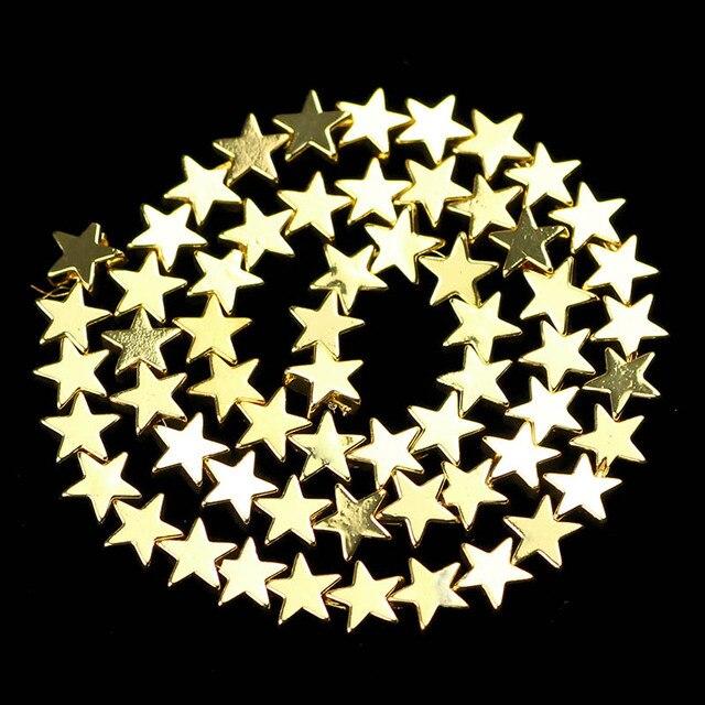 4/6/8mm Star Beads 5