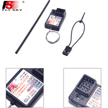 10 шт. Flysky FS-GR3E 2,4 г 3CH приемник с Failsafe для RC автомобилей Лодка FS-GT3B/FS-GT2/FS-GT3C передатчик