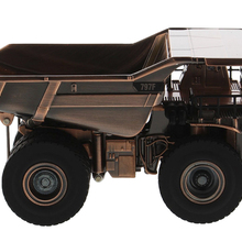 Diecast Masters Mining-Truck 1/125-Scale with Copper Finish-Elite-Series/85251 Cat 797f