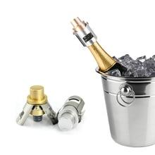 stainless steel Champagne stopper  wine bottle aerator