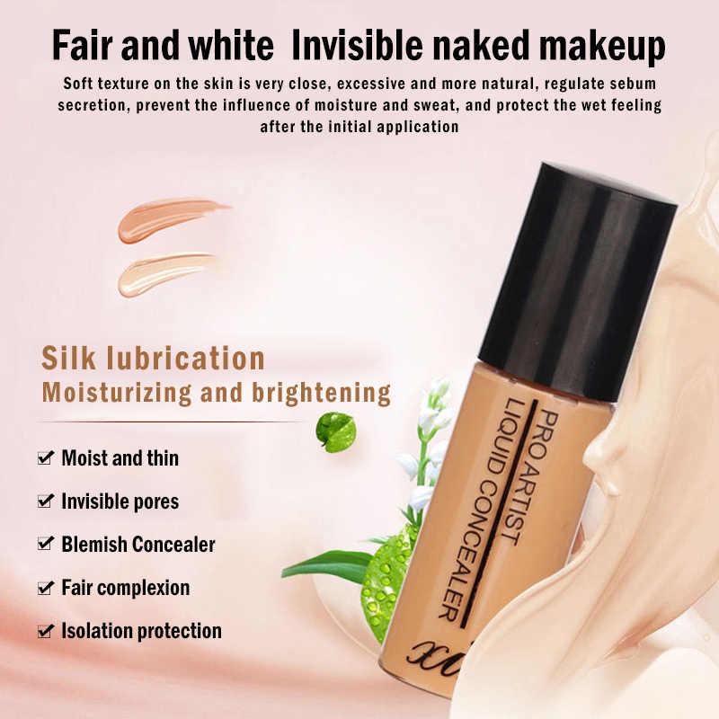 ماكياج الأساس مرطب الطبيعية عارية الوجه الرعاية العين قاعدة المهنية يشكلون التمهيدي كريم السائل التغطية الكاملة جل TSLM2