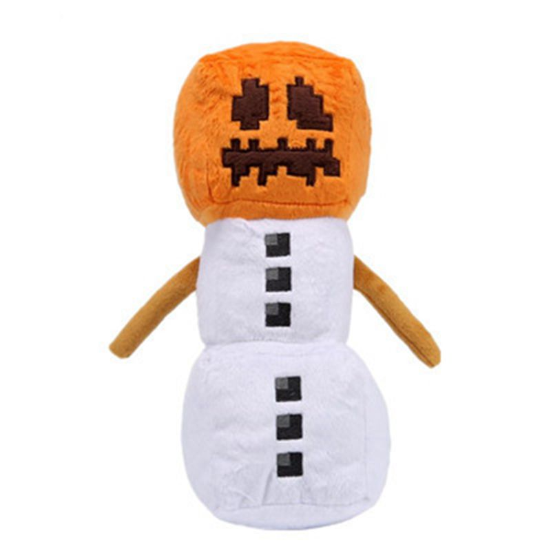 Image 4 - Game Sandbox Creature Zombie Doll Creeper Spider Sheep Slime Skeleton Ghast Enderman Chicken Snow Golem Squid Stuffed Plush Toy-in Movies & TV from Toys & Hobbies