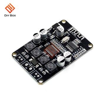 VHM-313 TPA3110 2x15W Bluetooth digital Audio Power Amplifier Board module for Bluetooth Speaker board amplifier stereo diy kits tda7379btb intelligent home amplificateur bluetooth car bluetooth amp audio receiver hi fi stereo bluetooth amplifier board