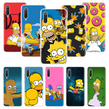 The Simpsons Case for Xiaomi Redmi Note 7 8 8T 5 Pro 8A 8 7A