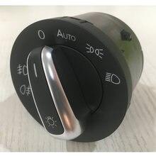 Хромированный автоматический головной светильник 5nd941431b