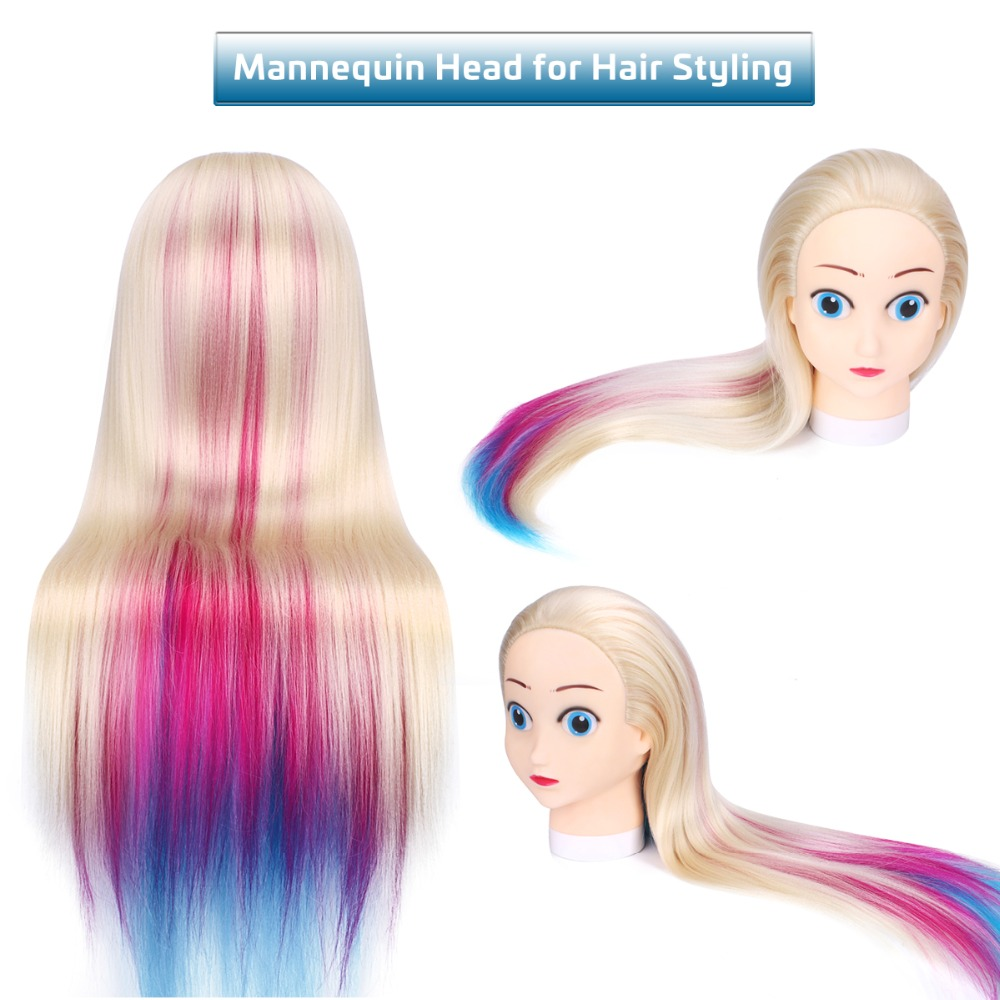 6-Cosmetology Mannequin Head