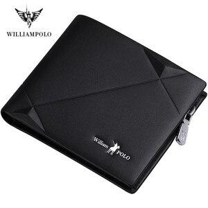 WILLIAMPOLO Band leather genui
